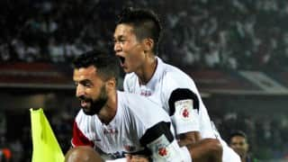 ISL 2016 NorthEast United FC vs Kerala Blasters FC Highlights & Match Result: Courtesy Katsumi Yusa's goal, NorthEast win 1-0