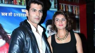 Naagin actress Aashka Goradia speaks about her break-up with ex-flame Rohit Bakshi!