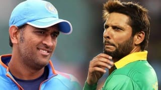 'Dhoni Does Not Deserve Such Treatment' | Afridi Reacts on CSK Skipper's Family Receiving Online Threats