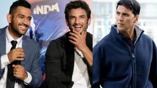 खिलाड़ी अक्षय कुमार पर भारी पड़े क्रिकेटर धोनी, इंटरनेशनल मार्किट में धो डाला