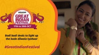 Amazon Great Indian festival sale: Top deals on Apple iPad Mini 2, Lenovo, iBall Tablets