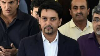BCCI chief Anurag Thakur denies approaching ICC CEO Shashank Manohar to speak on 'govt interference' through Lodha panel