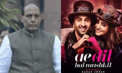 Ae Dil Hai Mushkil: Home Minister Rajnath Singh assures smooth release of Karan Johar film