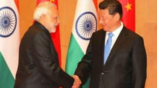 BRICS Summit 2016: Narendra Modi meets Xi Jinping, likely to raise NSG and Masood Azhar issues