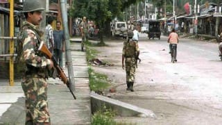 Two militants killed in Baramulla district in Kashmir encounter