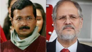 Tussle between Delhi Chief Minister Arvind Kejriwal and Lt Governor Najeeb Jung