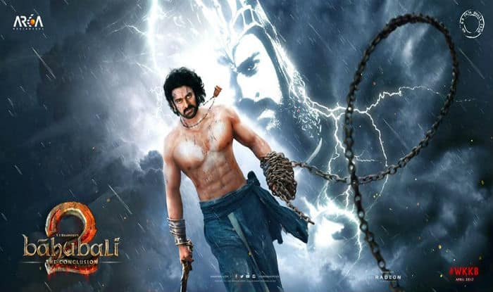 Baahubali 2 First Look Is Out Hold Your Breath As Prabhas Steals The Thunder India Com