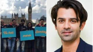 Popular TV actor Barun Sobti hopes 'Tu Hai Mera Sunday' clicks with desi audience