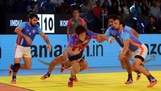 India vs England Highlights & Result, Kabaddi World Cup 2016: Hosts India thrash England 69-18, enter semis
