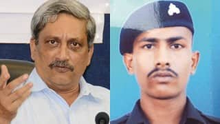 Army soldier Chandu Chavan still under Pakistan captivity: Situation tense in Dhule, as Manohar Parrikar assures release