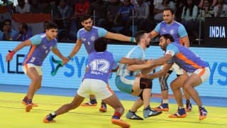 India vs Argentina Highlights & Result, Kabaddi World Cup 2016: Hosts India thump Argentina 74-20