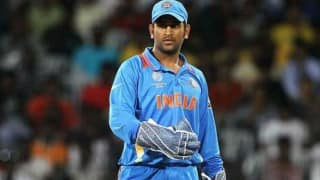 Youngsters can't be told to curb big shots: M S Dhoni