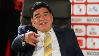 Argentina has better attack in Lionel Messi's presence: Diego Maradona
