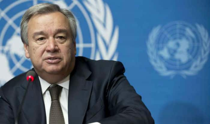 India welcomes Antonio Guterres as next UN Secretary