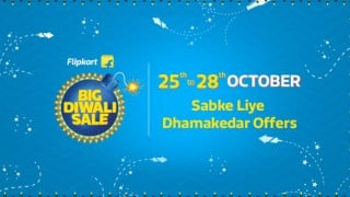 Flipkart 'Big Diwali Sale' with top offers on TV, appliances to begin from October 25