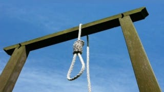 Man takes selfie with noose around neck, then hangs himself