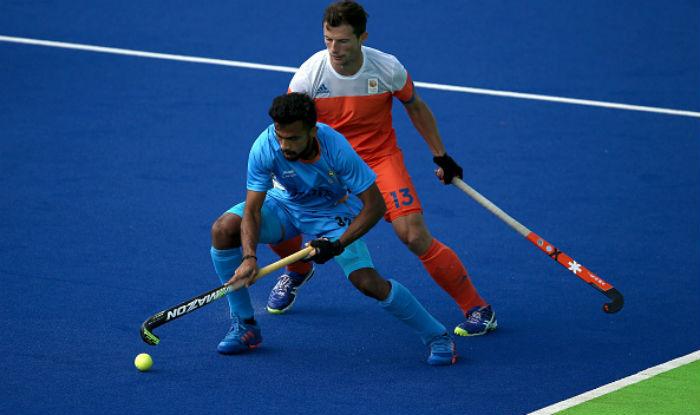 Asian Men's Hockey Champions Trophy 2016, India vs China