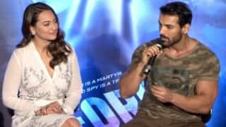 Sonakshi Sinha was comfortable with action scenes in ''Force 2'': John Abraham