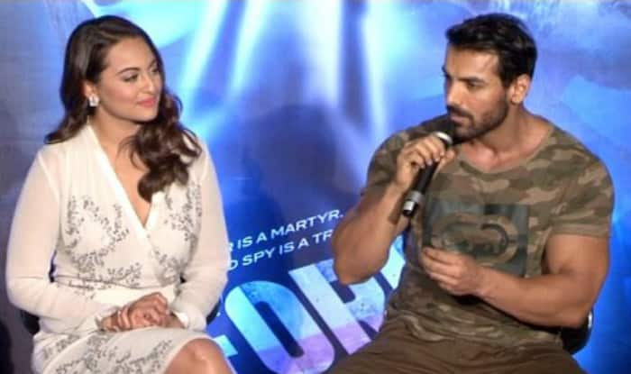 Sonakshi Sinha Was Comfortable With Action Scenes In Force 2