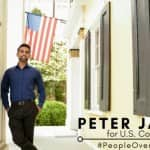 Peter Jacob: Home of Indian-American Congressional Candidate Vandalized
