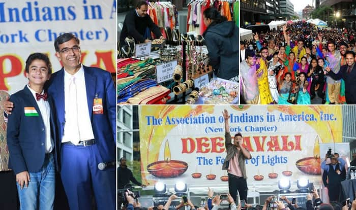 2016 deepavali festival at south street seaport
