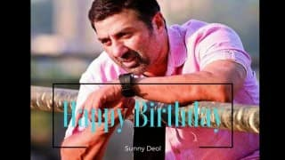 14 Fun Facts to Celebrate Sunny Deol