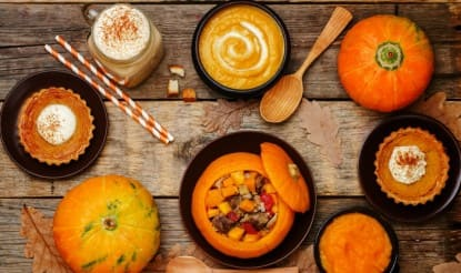 Forget Pumpkin Spice—We Have Spiced Pumpkin