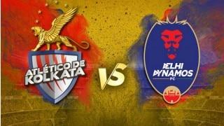 ISL LIVE Score, Atletico de Kolkata Vs Delhi Dynamos FC: Full Time, Kolkata beat Delhi 1-0