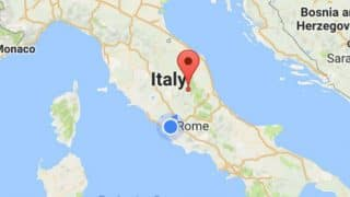7.1 magnitude earthquake strikes central Italy (Watch Video)