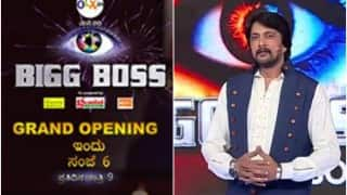 Bigg Boss 4 Kannada: Here are the list of contestants in Kiccha Sudeep's show!