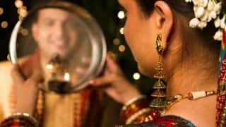 Karva Chauth 2018: Celebrations, Importance, History, Moon Rise Timing, Puja, Muhurat, Katha, Vrat And Everything You Should Know