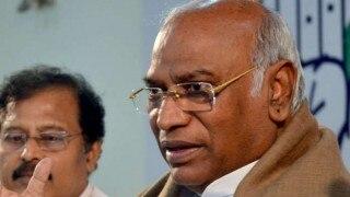 BJP's 'contract on nationalism and patriotism behind targetting of Rahul Gandhi, says Mallikarjun Kharge