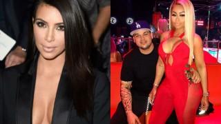 WTF! Can you believe Rob Kardashian had a crush on sister Kim Kardashian West? Blac Chyna are you listening?