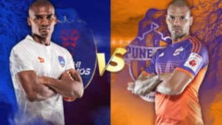 ISL LIVE Score Delhi Dynamos FC vs FC Pune City: Both the teams score one goal each as match resulted in a draw