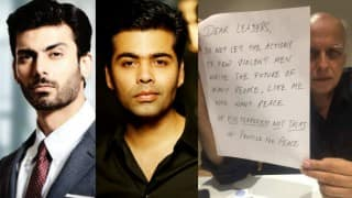 Army veteran Major Gaurav Arya slams peaceniks in open letter: 'The pain of Fawad Khan's departure is too much to bear'