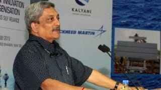 Only 5 Per cent Army veterans facing problems over OROP: Manohar Parrikar