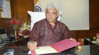 'Free Hand Given To Security Agencies To Take Strictest Action,' Says LG Manoj Sinha On Terror Attacks in Kashmir