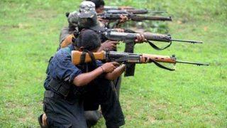झारखंड के गुमला में मुठभेड़ के दौरान पीएलएफआई के तीन नक्सली मारे गए