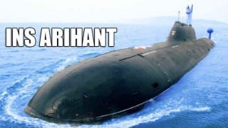 INS Arihant: Nuclear submarine not 'fully ready' for patrols carrying nukes