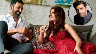 Wheee! Karan Johar finally CONVINCED Twinkle Khanna to join Akshay Kumar on Koffee With Karan!