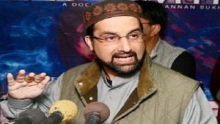 Separatist Leader Mirwaiz Umar Farooq to Appear Before NIA in J&K Terror Funding Case
