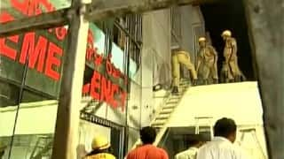 Fire at SUM hospital in Bhubaneswar: 22 dead, several injured