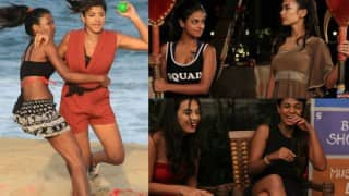 MTV Splitsvilla 9 semi-finale - Episode 19: Martina beats Mia to challenge queens Kavya & Rajnandini in the grand finale