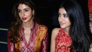 Shweta Nanda calls out media for hampering daughter Navya's private life in a hard-hitting open letter