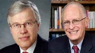 Nobel Prize for Economics: Oliver Hart and Bengt Holmstrom awarded for 'contract theory'