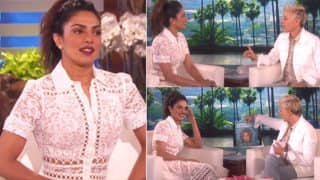 Priyanka Chopra downs a shot of Tequila and gets all WONKY on The Ellen Show (watch video)