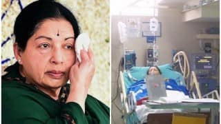 Jayalalithaa Dead or Alive? Fake photo of 'Amma on ventilator' goes viral on WhatsApp