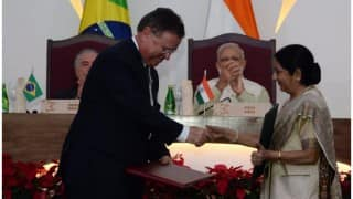 BRICS 2016: India, Brazil ink 4 MoUs in Goa; Narendra Modi lauds Brazil's support for India's actions against terrorism