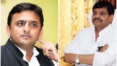 Yadav feud continues: Akhilesh Yadav misses crucial meeting, insults Shivpal's invitation