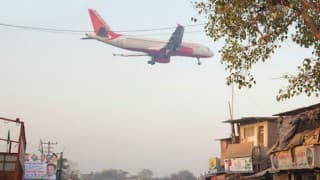 Mumbai on High alert: Air India pilot reports suspicious balloon flying near Mumbai airport, incident reported to Air Traffic Control